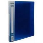 Snopake RingBinder 2-Ring, Electra Blue, 15mm capacity ring binder A4