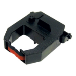 Pyramid Time Systems 42416 Black, Red printer ribbon
