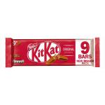 Nestle Kit Kat 2 Finger Milk 20.7g Pk9