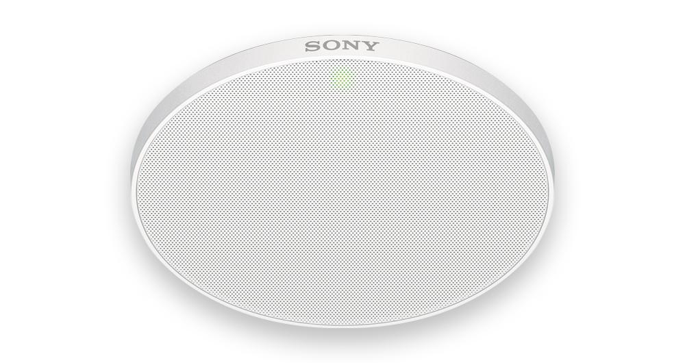 Sony MAS-A100 micrófono Micrófono para presentaciones Blanco