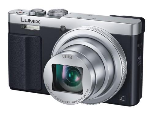 """Panasonic Lumix DMC-TZ70 Compact camera 12.1 MP MOS 4000 x 3000 pixels 1/2.3"""" Black,Silver"""