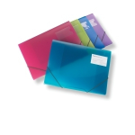 Rapesco 3-Flap Folio Polypropylene (PP) report cover