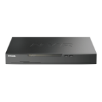 D-Link DNR 4020 16P JustConnect 16 Channel H 265 PoE Network Video Recorder