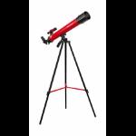 Bresser Optics 45/600 AZ Refractor 100x Red