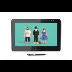 Wacom Cintiq Pro 16 graphic tablet 5080 lpi 345 x 194 mm USB Black
