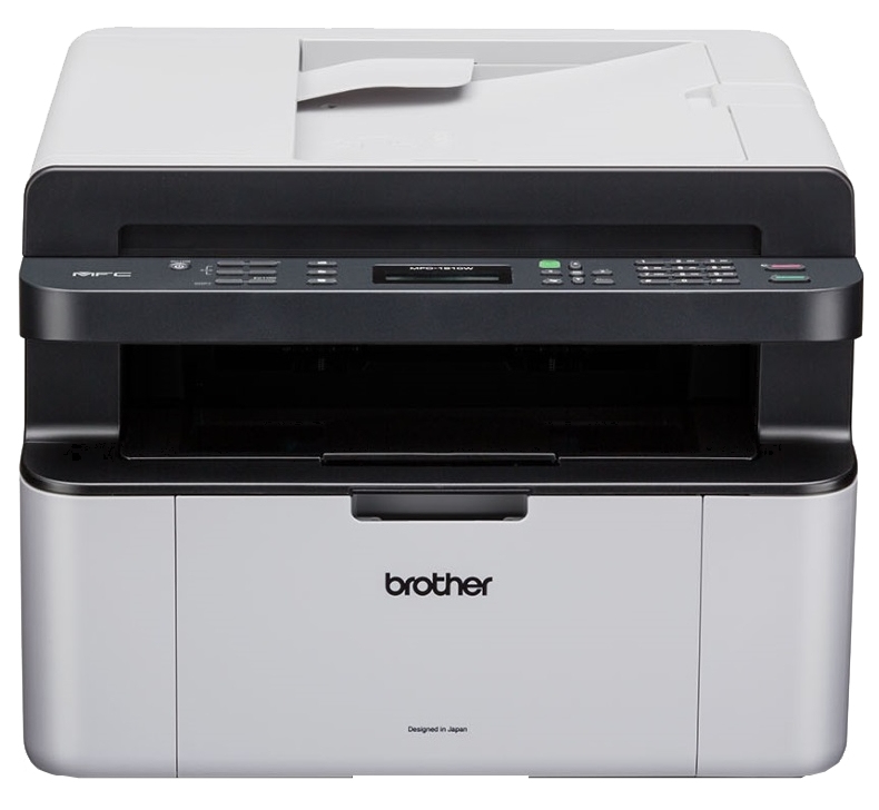 Brother MFC-1910W multifunctional Laser 2400 x 600 DPI 20 ppm A4 Wi-Fi