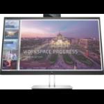 """HP E24d G4 60.5 cm (23.8"""") 1920 x 1080 pixels Full HD LED Black, Silver"""