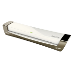Leitz iLAM Laminator Office A3 Hot laminator 400 mm/min Silver,White