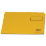 Elba 100090237 folder A4 Polypropylene (PP) Yellow