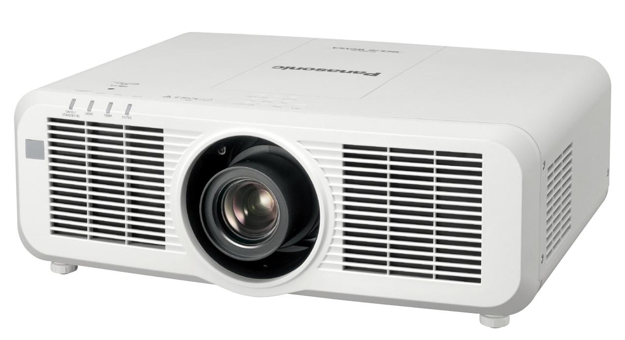 Panasonic PT-MZ770EJ data projector 7500 ANSI lumens LCD WUXGA 1920x1200 Desktop projector White