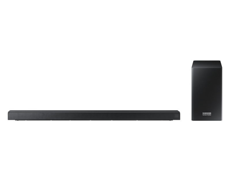 Samsung HW-Q60R soundbar speaker 5.1 channels 360 W Black