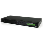 StarTech.com 4x4 HDMI Matrix Video Switch Splitter with Audio and RS232