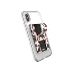 Speck GrabTab Animal Kingdom Passive holder Mobile phone/Smartphone Black, Pink