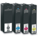 Lexmark 14N1912E (100) Ink cartridge multi pack, Pack qty 4
