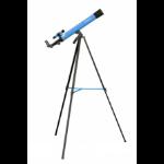 Bresser Optics 45/600 AZ Refractor 100x Blue