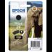 Epson Elephant Cartucho 24 negro