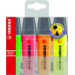 STABILO BOSS Original marker 4 pc(s) Multi