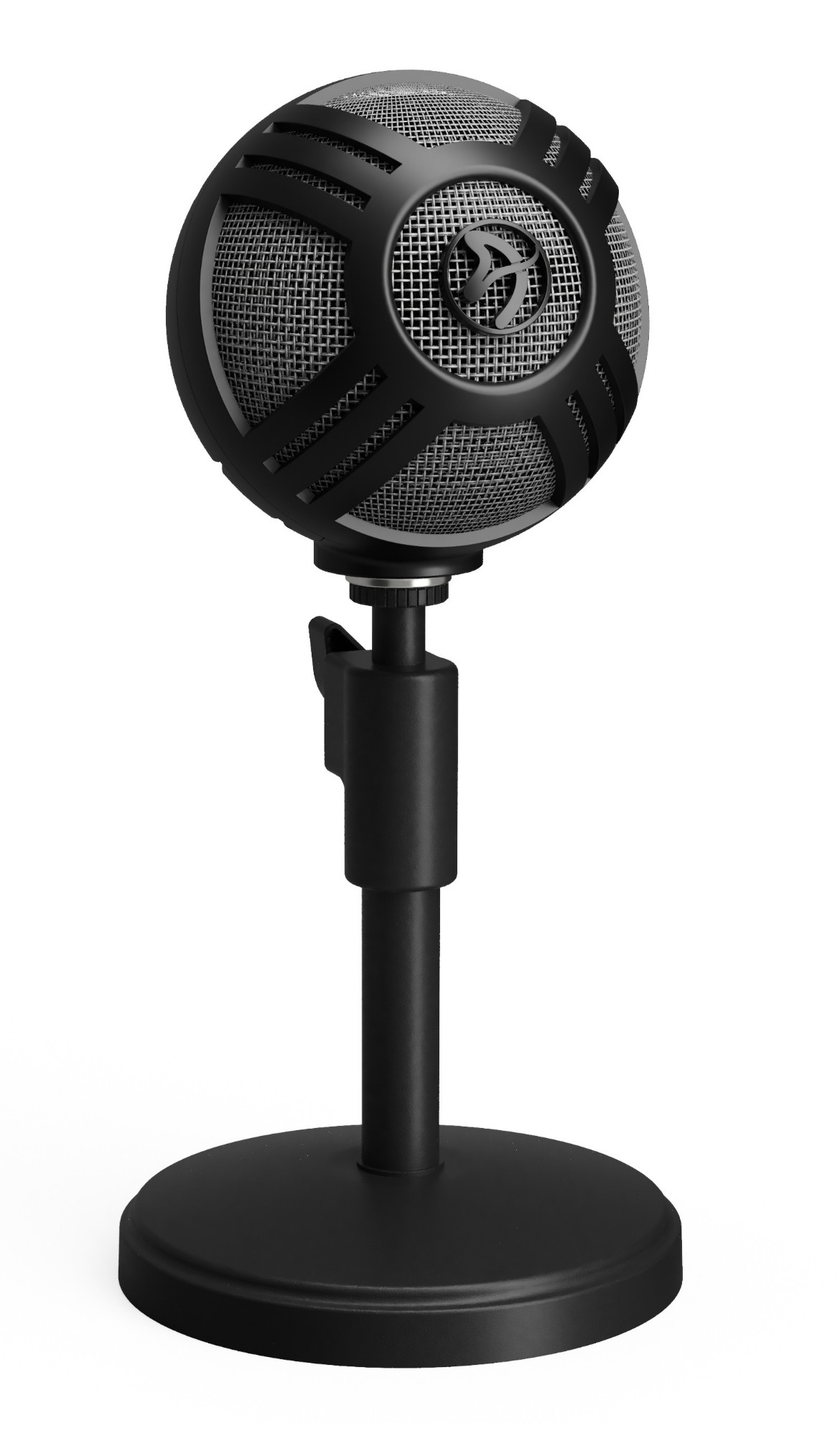 Arozzi Sfera Pro Table microphone Wired Black