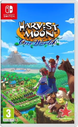 Nintendo Harvest Moon: One World Basic English Nintendo Switch