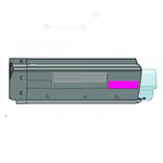 Delacamp 42127406-C compatible Toner magenta, 5K pages, 1,180gr (replaces OKI 42127406)