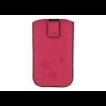 Blautel FUCNP3 funda para teléfono móvil Estuche de extracción Rosa