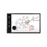 "LG 65TC3D 65"" 1920 x 1080pixels Touchscreen USB Black interactive whiteboard"