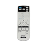 Epson 1599176 remote control Projector Press buttons