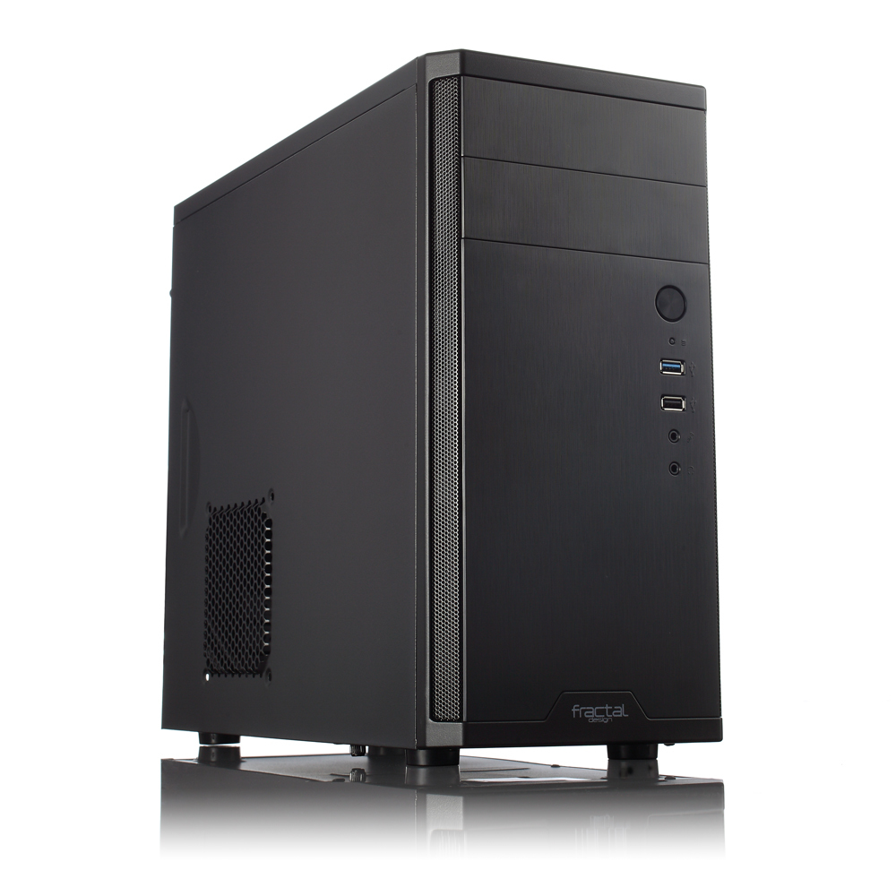Fractal Design CORE 1100 Black computer case