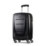 "Samsonite Winfield 2 20"" Suitcase Charcoal"
