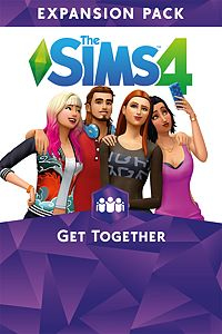 Microsoft The Sims 4 Get Together Video game downloadable content (DLC) Xbox One