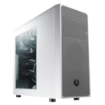 BitFenix Neos Window Midi-Tower Silver,White computer case