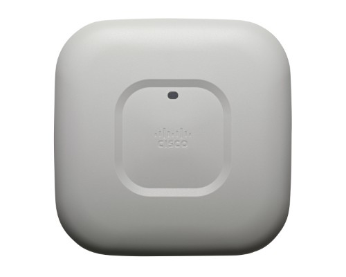 Cisco Aironet 1702i WLAN access point 1000 Mbit/s Power over Ethernet (PoE) White