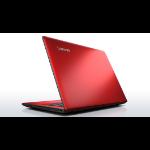 "Laptop Lenovo IdeaPad 310-14ISK intel Core i7-6500U 2.5GHz, RAM 8GB, Dsico Duro 1TB,Pantalla 14"" 1366 x 768Pixeles, Rojo"