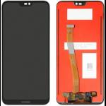 MicroSpareparts Mobile MOBX-HU-P20PRO-01 Display Black