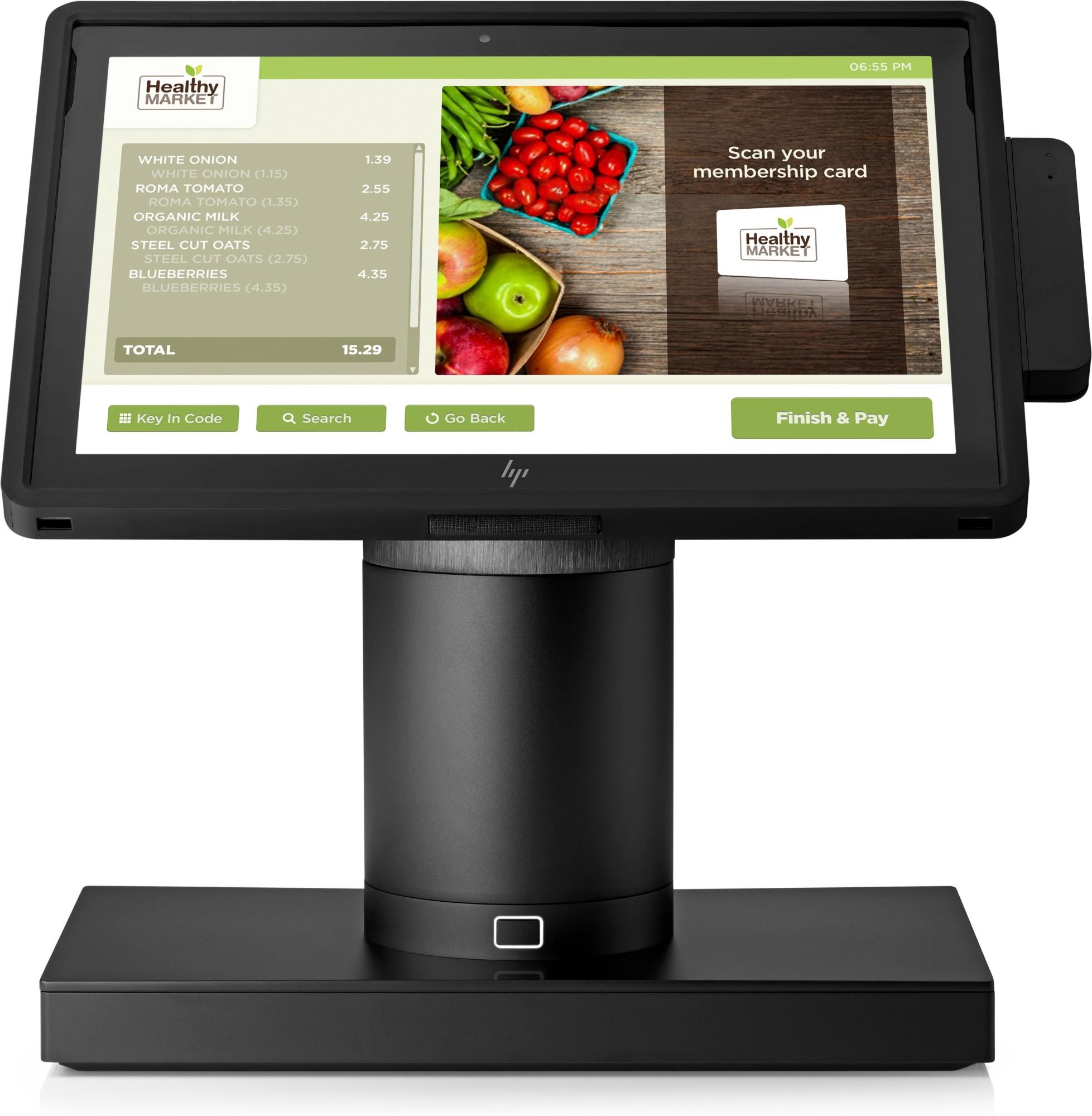 HP 3VM86AA tasje voor mobiele apparatuur Hoes Zwart