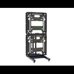 NEC 100013126 - easyFrame02 X46UN Half-Spacer-Stacker for MultiSync X463UN & X464UN/V (Manufacturer's SK