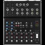 IMG Stage Line MMX-24USB 6 channels 20 - 20000 Hz Black