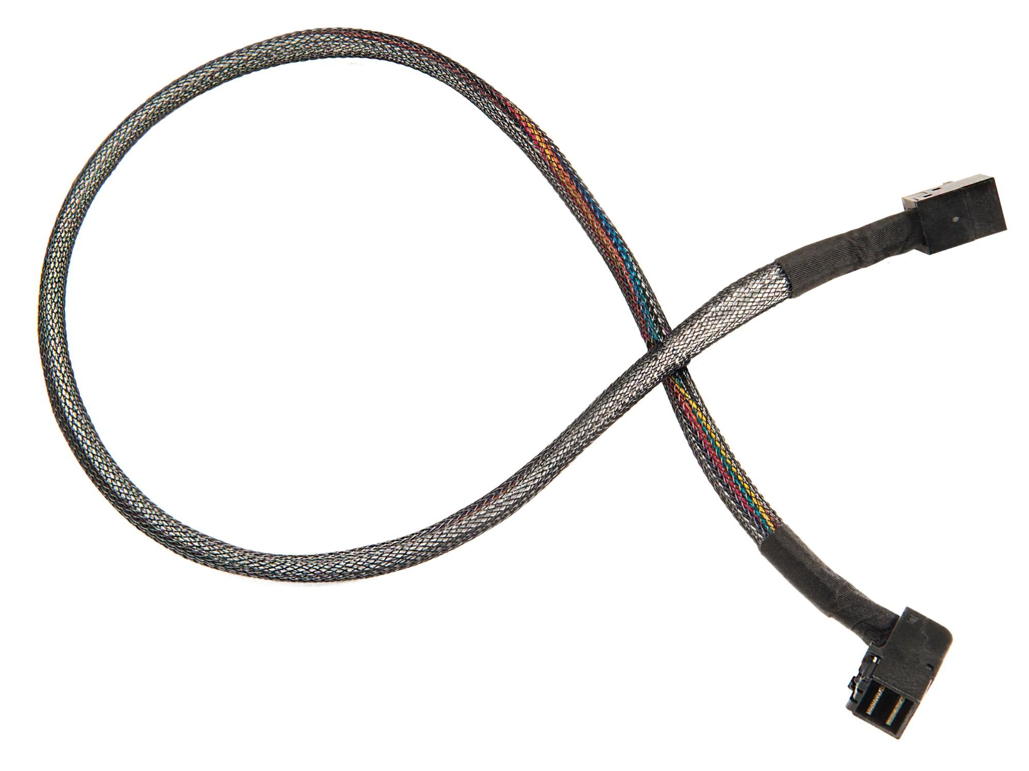 Microsemi ADAPTEC I-RA-HDMSAS-HDMSAS-1M 12 Gbit/s Black