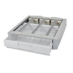 Ergotron 97-862 multimedia cart accessory Drawer Gray, White