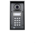 2N Telecommunications 9151101CKW Black audio intercom system