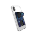 Speck GrabTab Neon Nights Collection Mobile phone/Smartphone Blue Passive holder