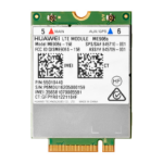 HP 845710-001 notebook spare part WLAN card