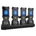 Zebra CRD-MC93-4SETH-01 accesorio para dispositivo de mano Negro