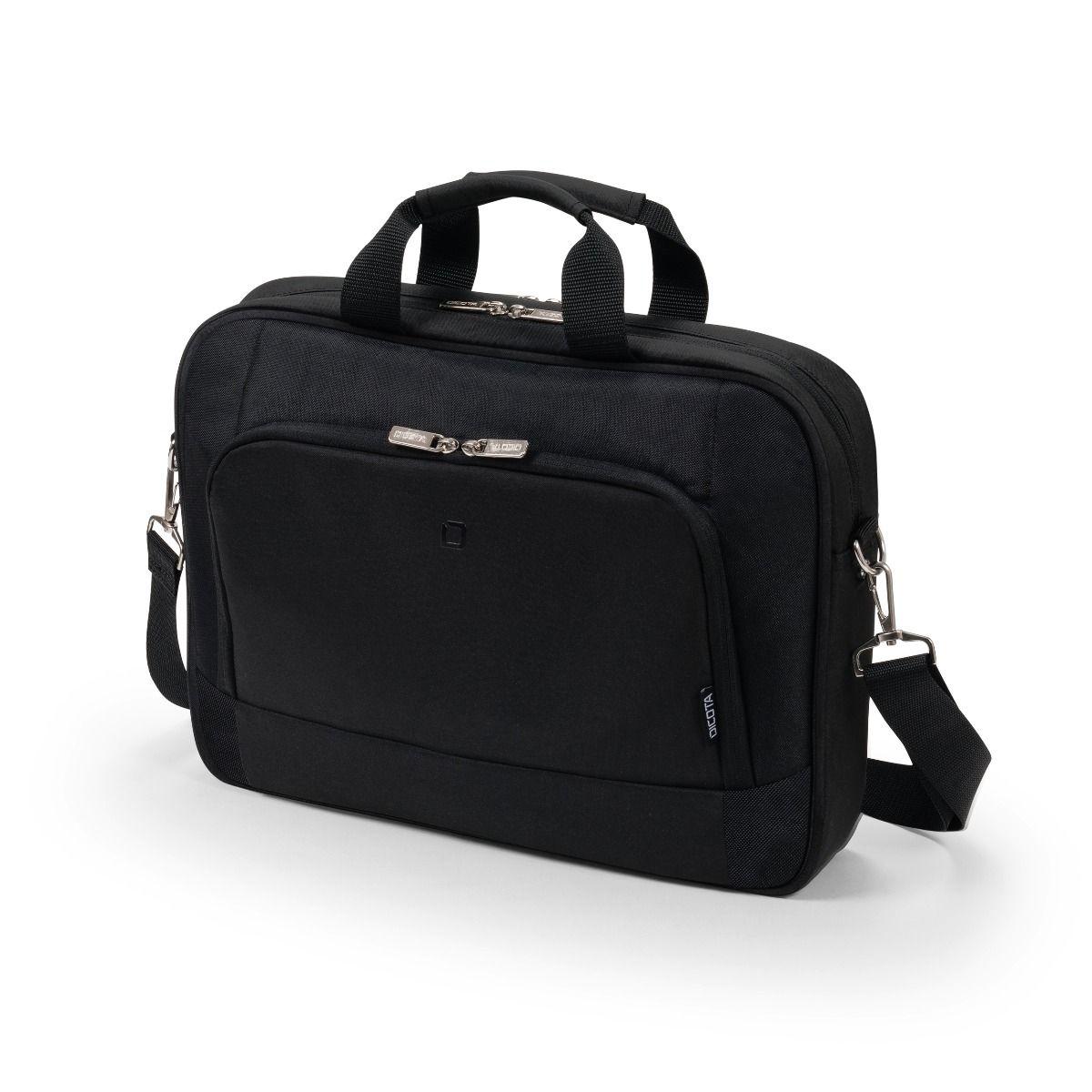 """Dicota Top Traveller Base 13-14.1 35.8 cm (14.1"""") Messenger case Black"""