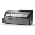 Zebra ZXP7 Dye-sublimation/Thermal transfer Colour 300 x 300DPI Black plastic card printer
