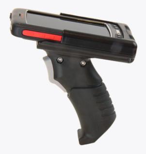 TIS GmbH 24-70-09-TG-01 holder Handheld mobile computer Black Passive holder