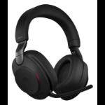 Jabra Evolve2 85, MS Stereo Headset Head-band Black