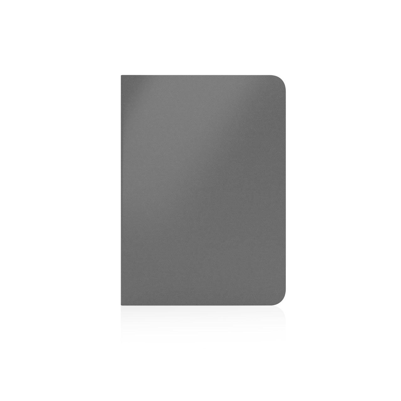 TACTUS Apple iPad Mini/Retina Premium Buckuva Folio Case  - Black/Orange (BK006)