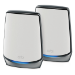 Netgear RBK852 router inalámbrico Doble banda (2,4 GHz / 5 GHz) Gigabit Ethernet Negro, Blanco