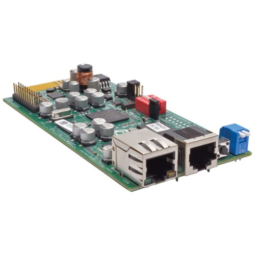 Tripp Lite SNMP/Java-free Web Management Accessory Card for compatible UPS Systems